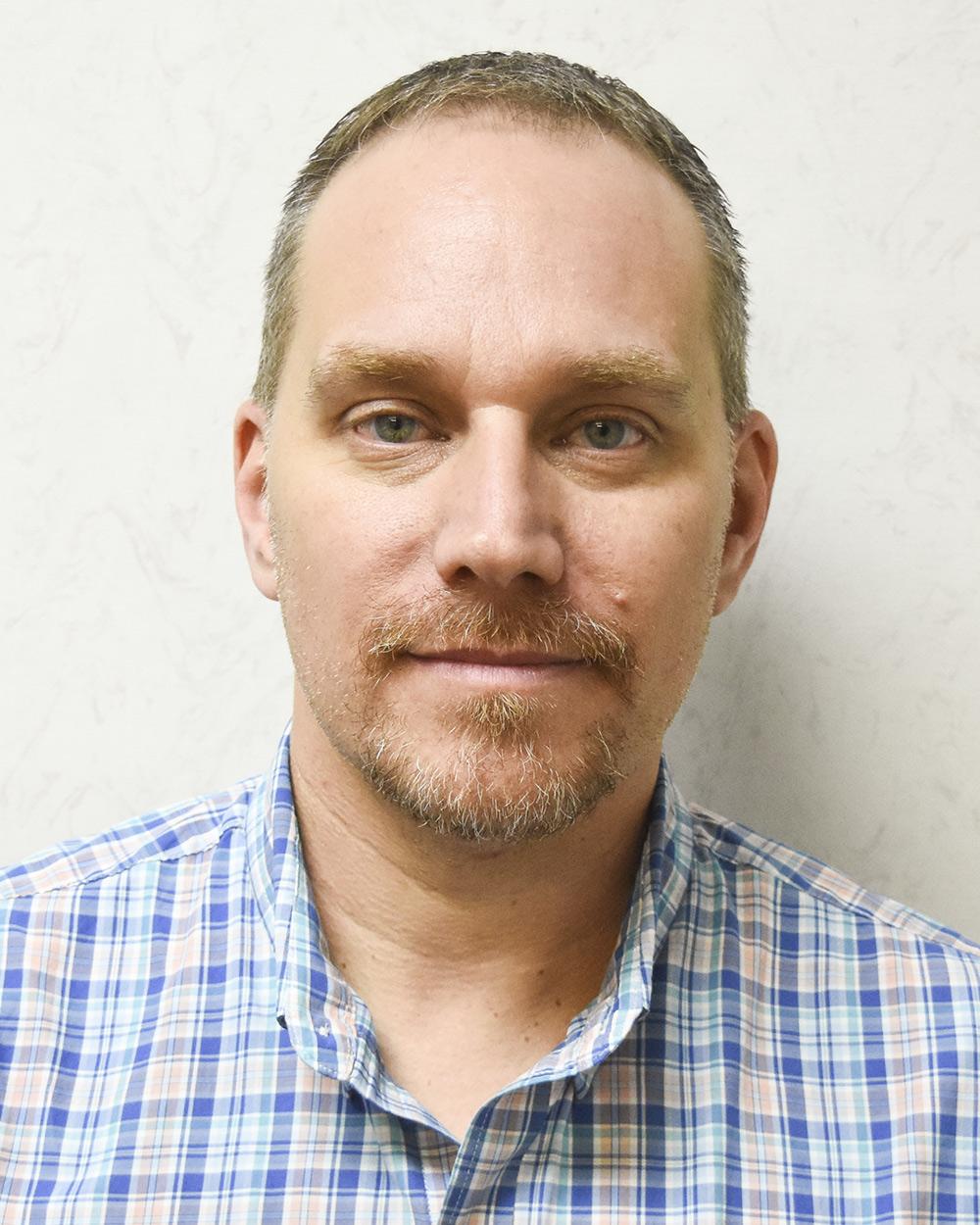 Ed Pugh : Circulation Manager